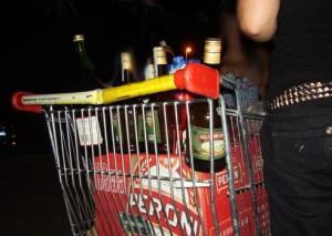 carrello-alcool