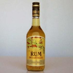 RUM DES ANTILLES CL.70