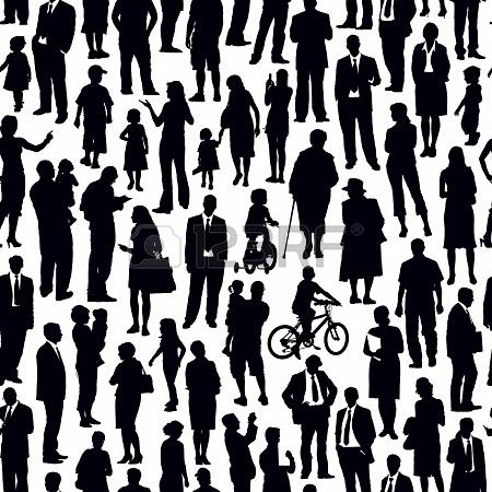 16230453-pattern--folla-di-gente-che-cammina-su-una-strada