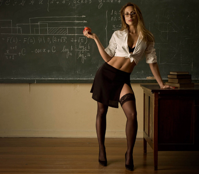 Professoressa hot sexy